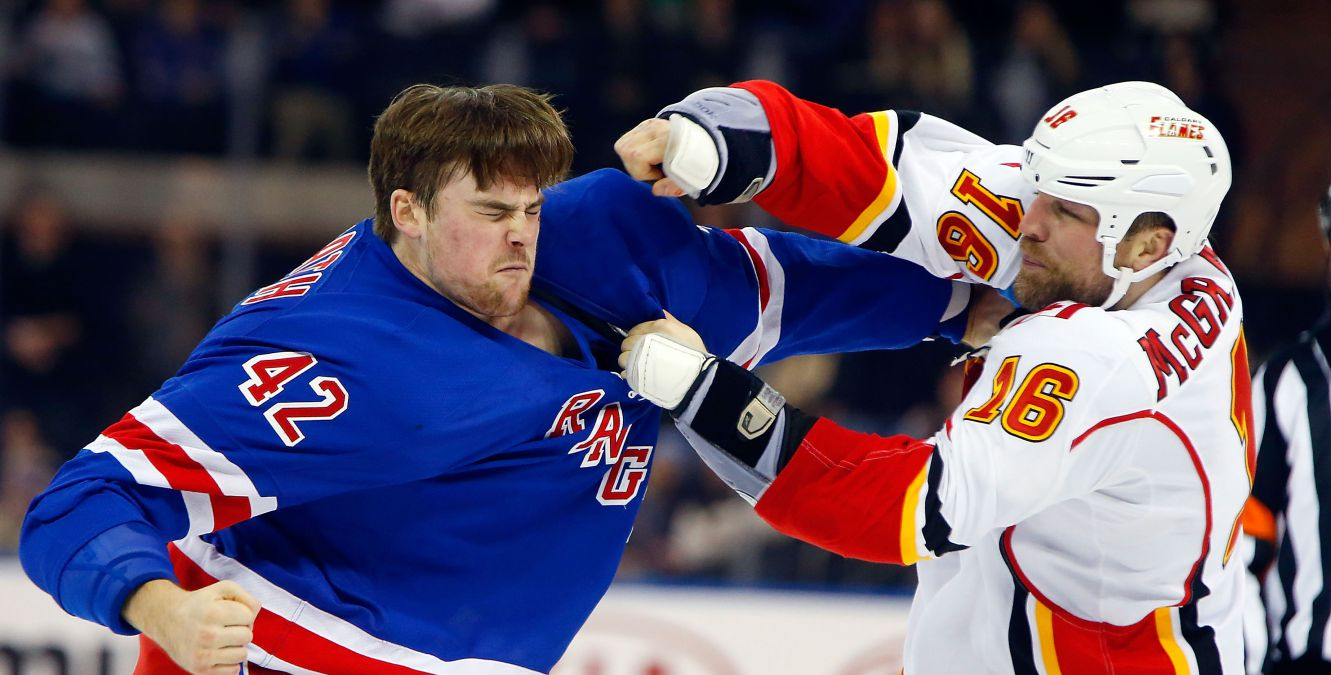Nhl Fights