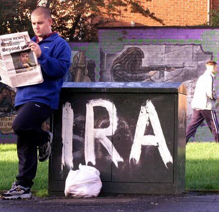 Northern Ireland The Troubles The Perspective