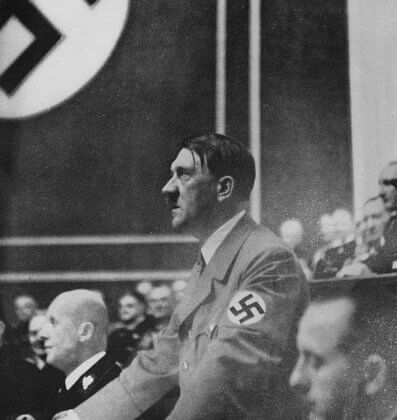 The Rise of the Nazi party | The Perspective