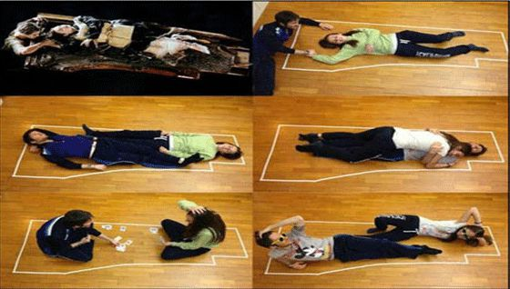 5 positions that show how jack and rose could have fitted on the wood
