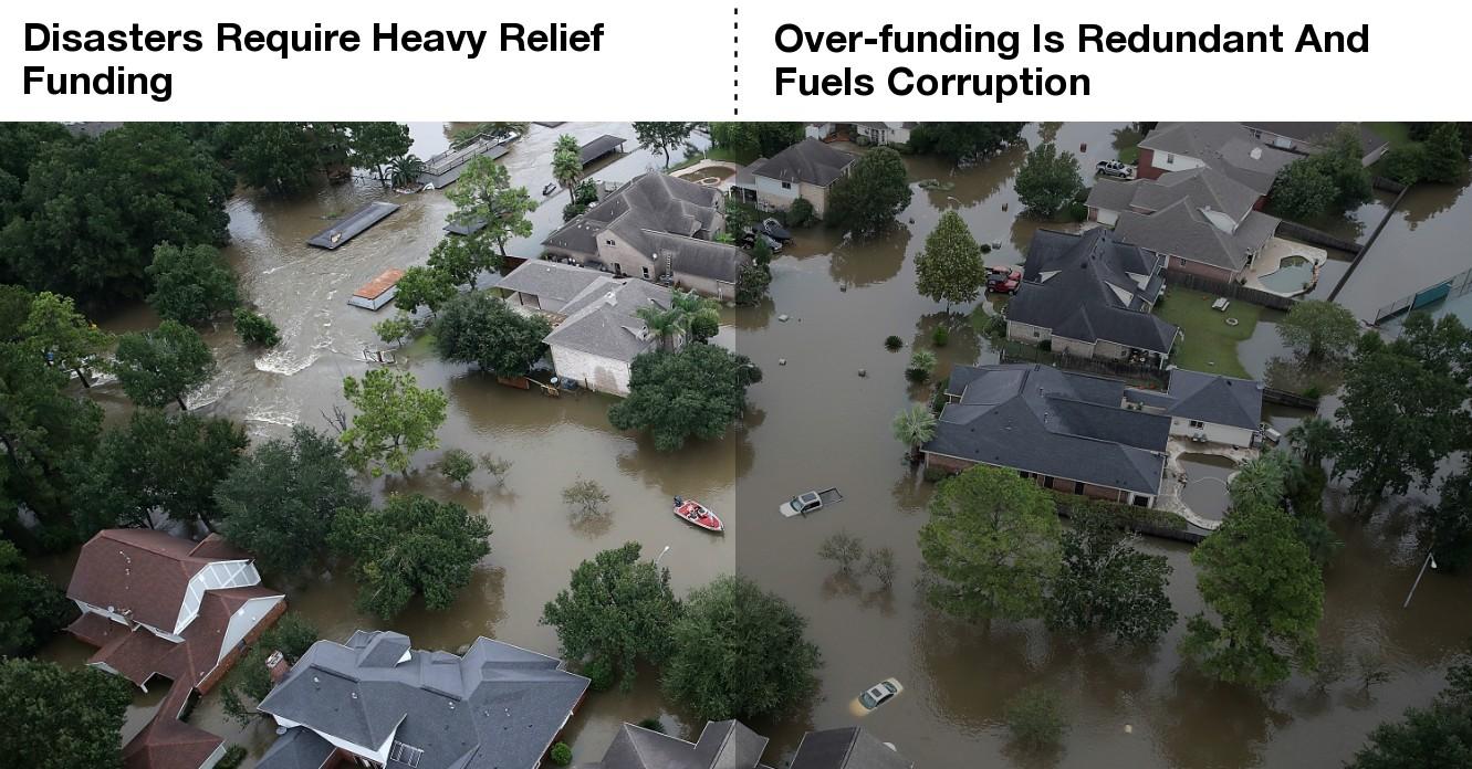 какое место занимают наводнения